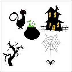 Simple Halloween Drawings