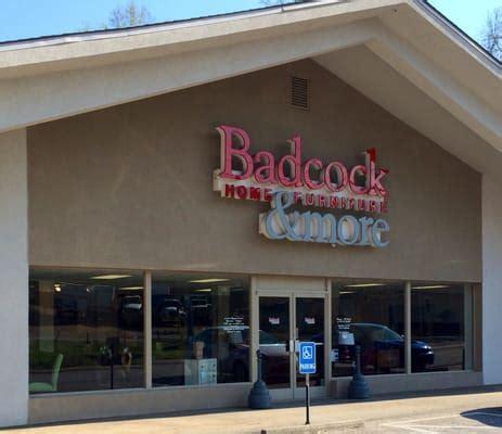 Baddcock Furniture Store Hours