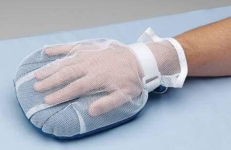 Amazon.com: Safety Control Mitts Dementia Gloves - Medical