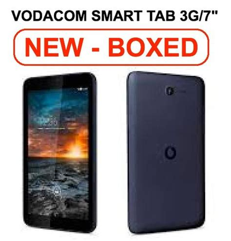 Devices Vodacom Smart Tab 3g 7 Was Sold For R100000