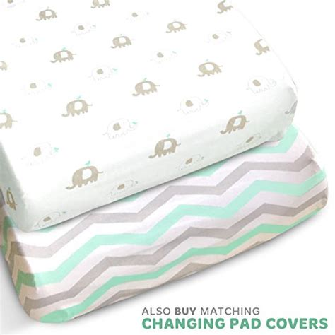 cuddly cubs softest fitted crib sheets 2