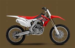 2015 Honda Crf250r Brings A New Frame And Three Engine
