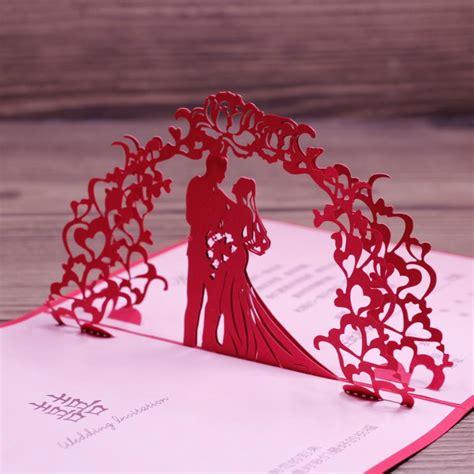 wonderful wedding invitation cards home decor