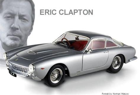 Eric Clapton's Ferrari 250GT Berlinetta Lusso by Hot ...