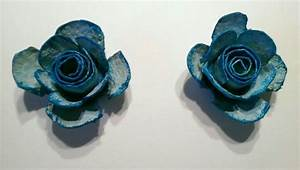 Rosen Aus Seidenpapier : rosenbl ten aus eierkarton eierkarton pinterest ~ Lizthompson.info Haus und Dekorationen