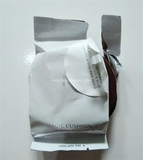 Harga Cushion Missha Di Counter review missha m magic cushion for yellow undertone skin