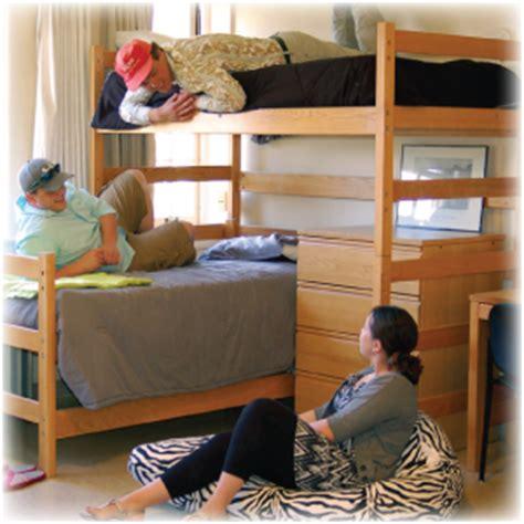 bed height options um housing university  montana