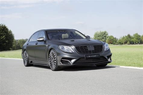 Official Mansory Mercedesbenz S63 Amg Black Edition