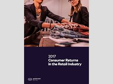 2017 Consumer Returns in the Retail Industry Total Retail
