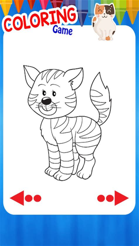 party  catty coloring  kids app  android apk