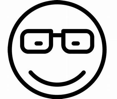 Smiley Face Template Icon Templates Eyeglasses Psd