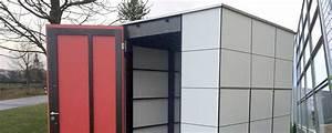 Gartenhaus Verkleidung Kunststoff : gartenhaus hpl metall kunststoff garten q gmbh ~ Eleganceandgraceweddings.com Haus und Dekorationen