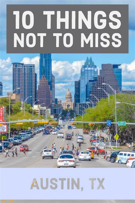 21 Fun Things To Do In Austin The Streets Of Austin
