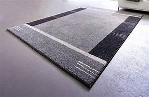 samoa design tapis patchwork gris 120x180 cm With tapis design avec canapé droit grande longueur