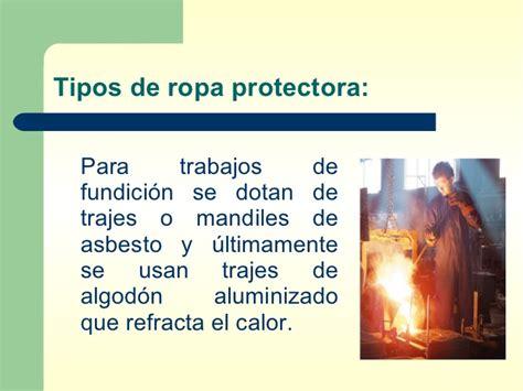 equipos de proteccion personal epp