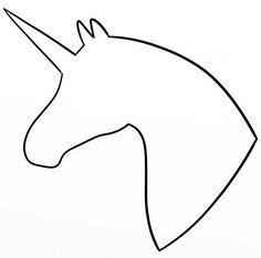 unicorn silhouette  image gallery