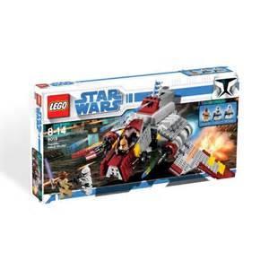 LEGO Star Wars Sets: Clone Wars 8019 Republic Attack Shuttle NEW