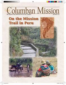 Columban Mission - July 2009 by Columban Fathers - Issuu