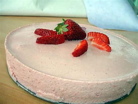 recette de gateau aux fraises mascarpone et fromage blanc