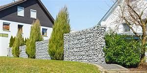 Gabionen Stützmauer Berechnen : gestaltung mit gabionen inspirationen von meister meister ~ Themetempest.com Abrechnung