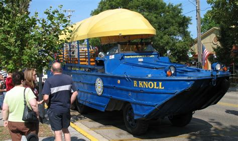Duck Boat Tours Owner by G838 Owner S Club View Topic Dukw At Work