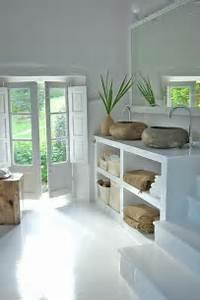 Salle De Bain Idée Déco : comment cr er une salle de bain zen ~ Dailycaller-alerts.com Idées de Décoration