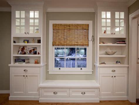 bookshelf wall window ideas images  pinterest