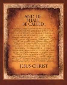Names of God Christian
