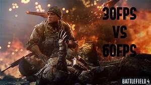 30FPS Vs 60FPS Battlefield 4 Sleeping Dogs Dirft 3 Video