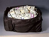 Duffel Bags, Briefcases, and other Prop Money Offerings!