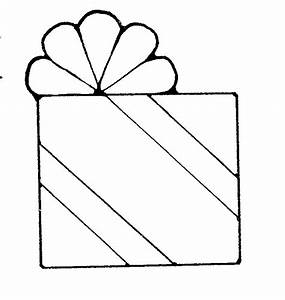Gift Clipart Black And White | Clipart Panda - Free ...