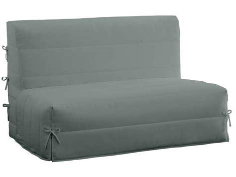 housse de canapé bz conforama housse bz 140 cm cover coloris gris conforama pickture