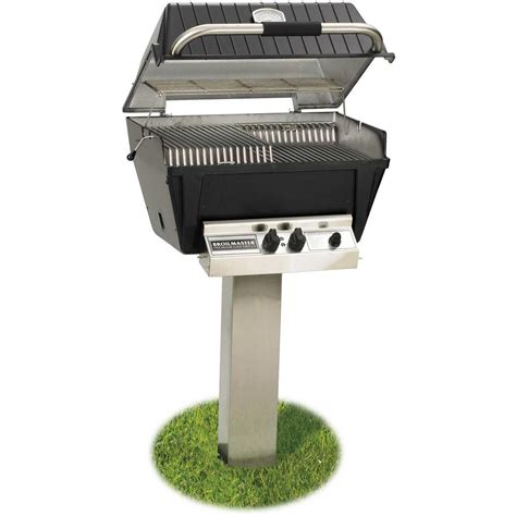 stainless steel gas grills broilmaster p4 xfn premium gas grill on stainless