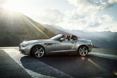 zagato bmw bmw z4 zagato roadster concept unveiled autoevolution