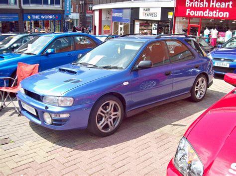 Subaru Impreza Station Wagon by 1993 Subaru Impreza Station Wagon Pictures Information