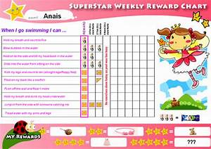 blank reward chart template helloalive With star chart for kids template