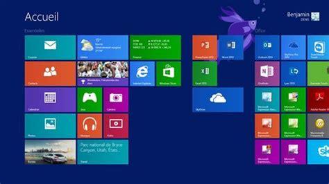 bureau windows 8 1 accéder directement au bureau sous windows 8 1 protuts