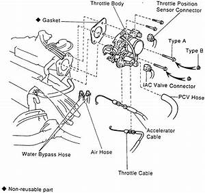 Avalon Motor Throttle Body Location  Avalon  Free Engine Image For User Manual Download