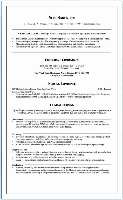 9 exles of registered nurse resume zeazhs free
