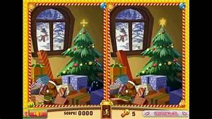Suche Die Unterschiede Weihnachten Weihnachtsspiele