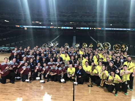 final  bands  play joint halftime show tonight