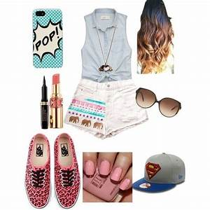 Girls summer outfits, Summer outfits and Cute hipster ...