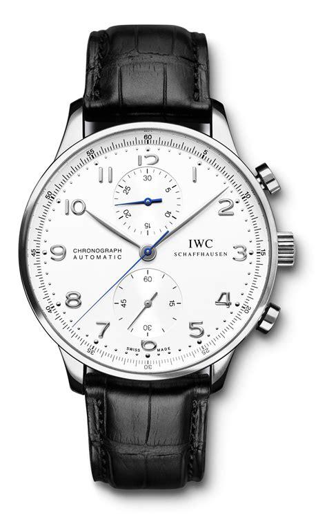IW3714-12 : IWC Portuguese Chrono-Automatic White Gold