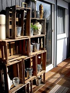 Weinkisten Regal Bauen : regal aus weinkisten haus dekoration ~ Markanthonyermac.com Haus und Dekorationen
