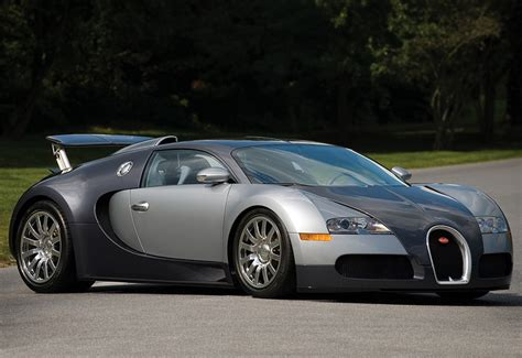 Is Bugatti Veyron Eb 16.4 The Fastest Production Car In