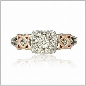 celtic knot diamond ring all things irish pinterest With asatru wedding rings