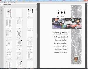 Rover 600 - Service Manual - Wiring Diagram