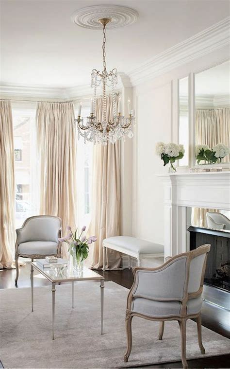 ideas  french curtains  pinterest drapery