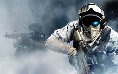 Tactical Special Forces Ghost Gun Smoke Recon
