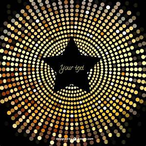 Star gold background Vector   Free Download